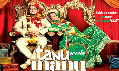 Tanu Weds Manu Poster ...