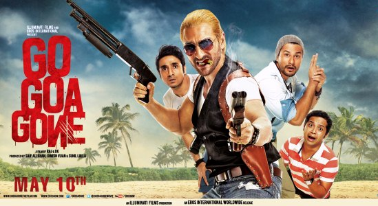 Review of Go Goa Gone